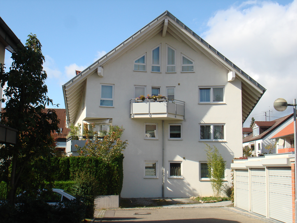Bild 4: 6-Familien-Wohnhaus