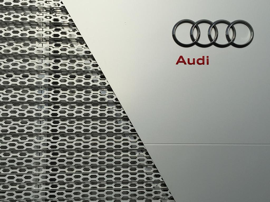 Bild 3: Neubau Hahn Gruppe Göppingen Audi Terminal