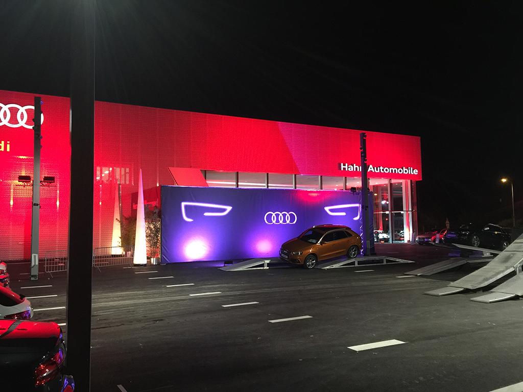 Bild 5: Neubau Hahn Gruppe Göppingen Audi Terminal